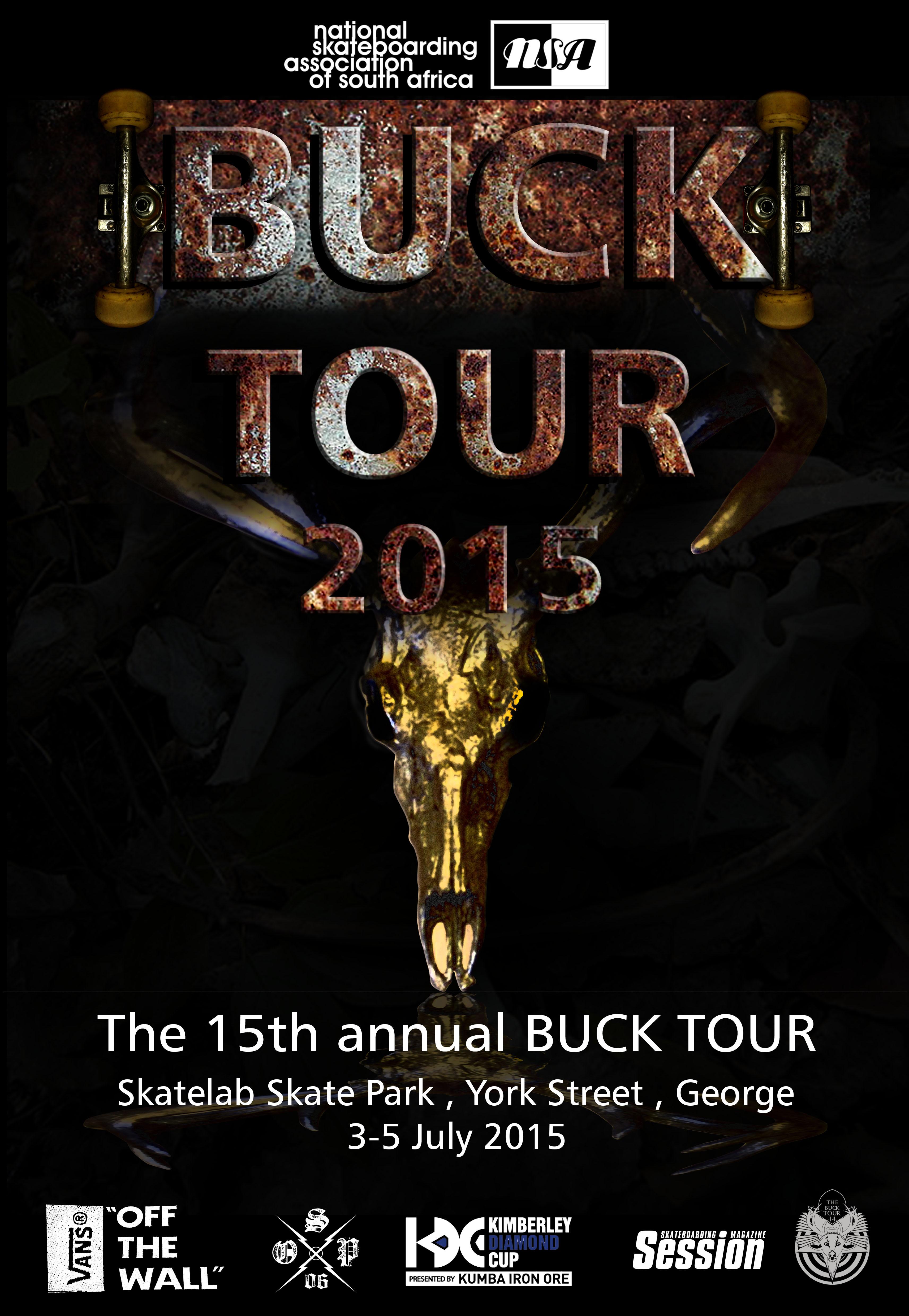 Buck tour 2015 final